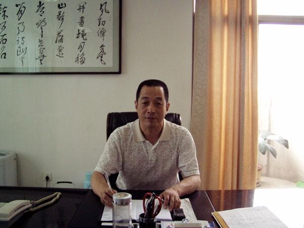 原陕西省公安厅科技信息化处处长彭功民